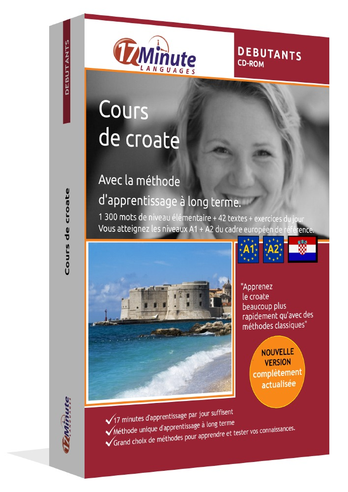 apprendre le croate