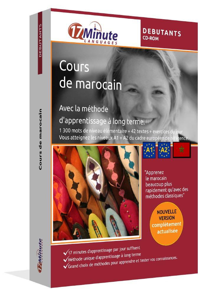 apprendre le marocain