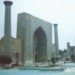 mokytis uzbekų