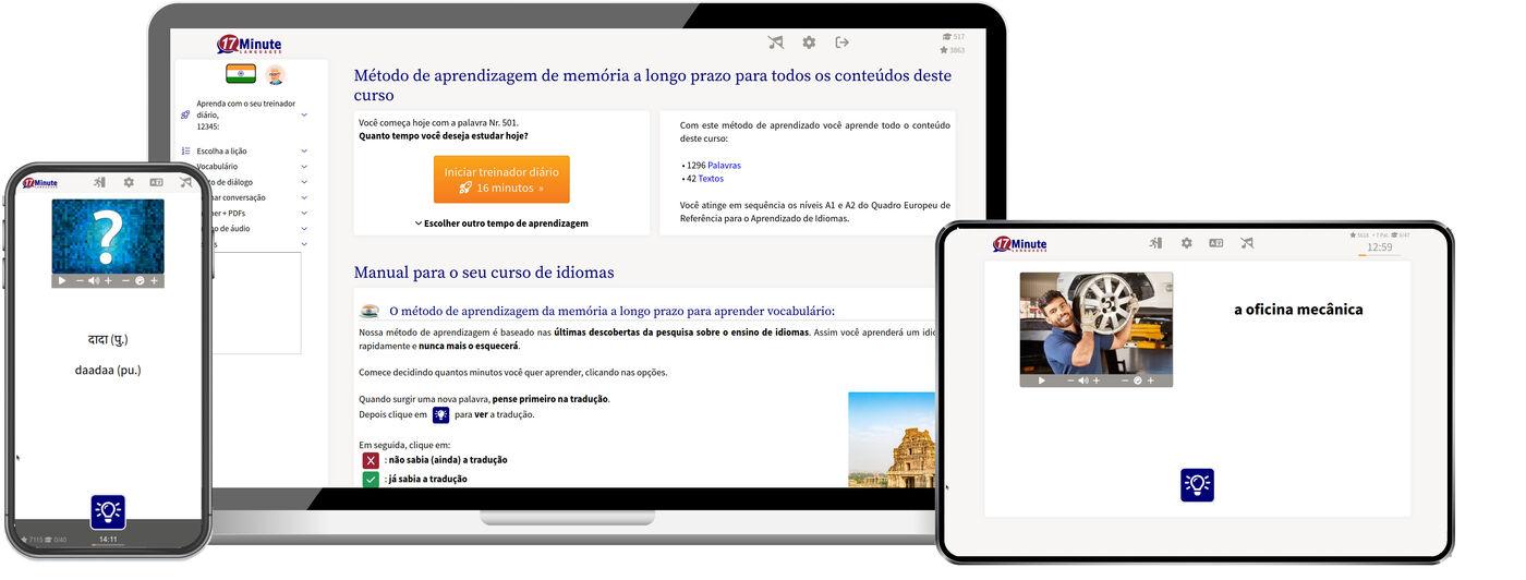 aprenda hindi