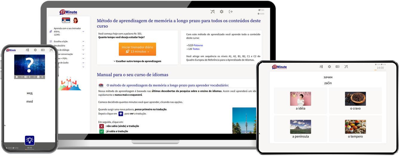 aprenda sérvio