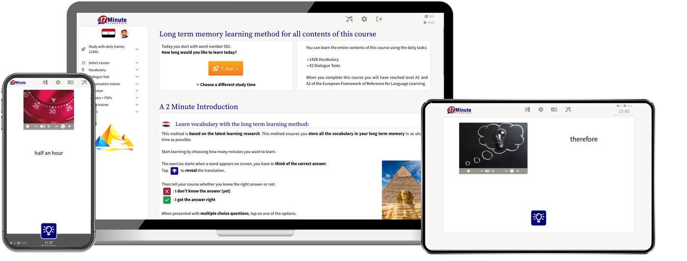 learn Egyptian Arabic