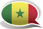 Wolof in Senegal, Mauritania and Gambia