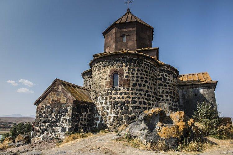 la scrittura armena