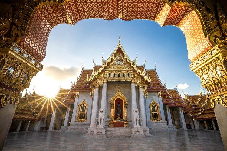 Tajlandski: Abugida pismo
