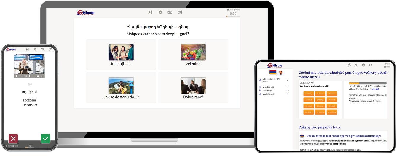 Učit se arménsky