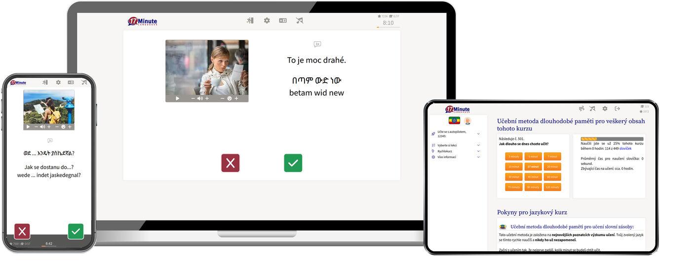 Učit se etiopsky