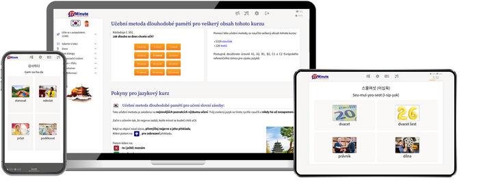 Učit se korejsky