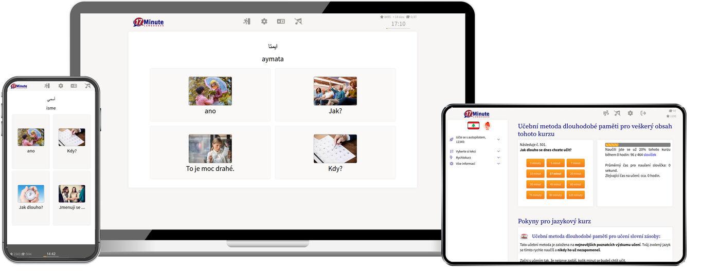 Učit se libanonsky
