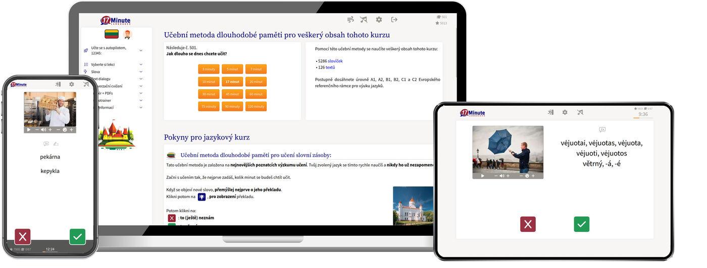 Učit se litevsky