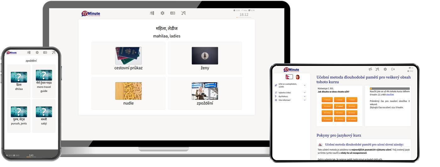 Učit se nepálsky