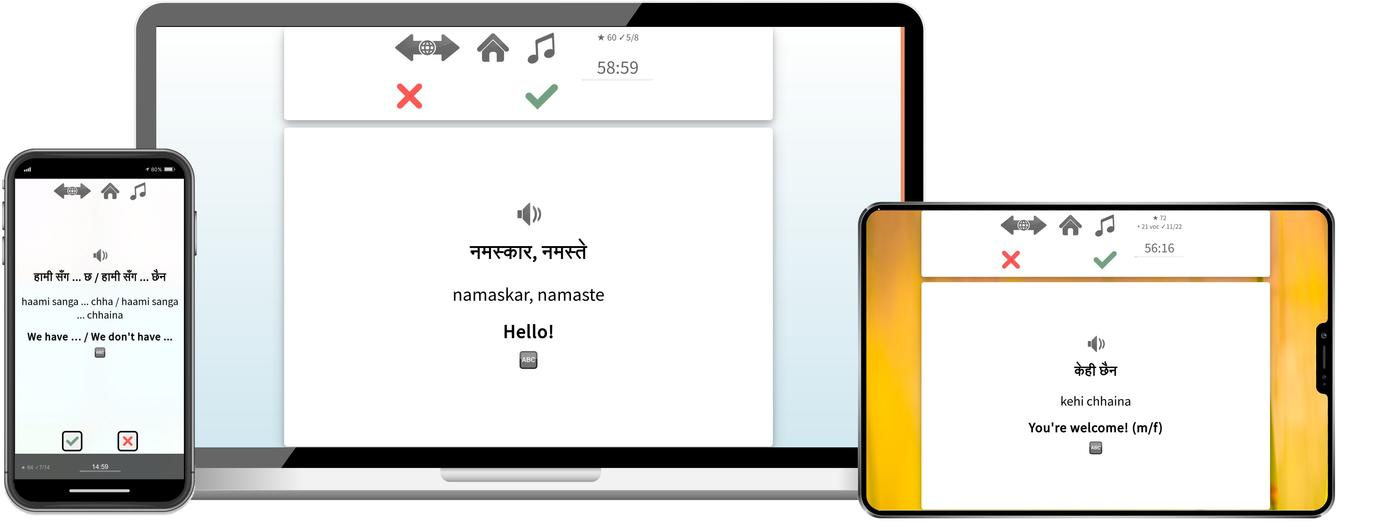 Learn Nepali