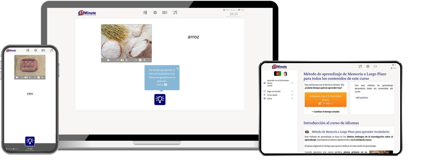 Aprende persa darí mucho más rápido