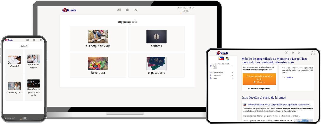 Aprende filipino mucho más rápido