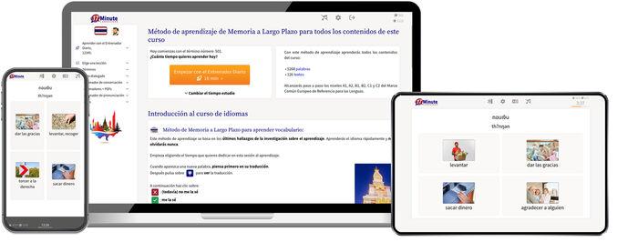 aprender tailandés