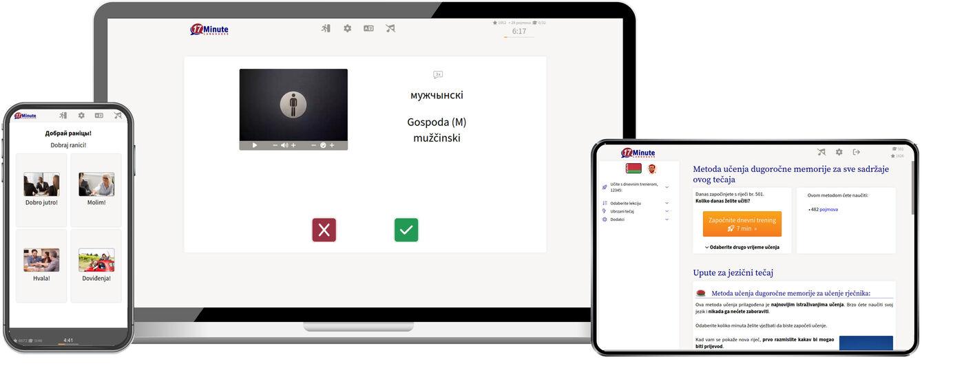 Učenje bijeloruskog jezika online