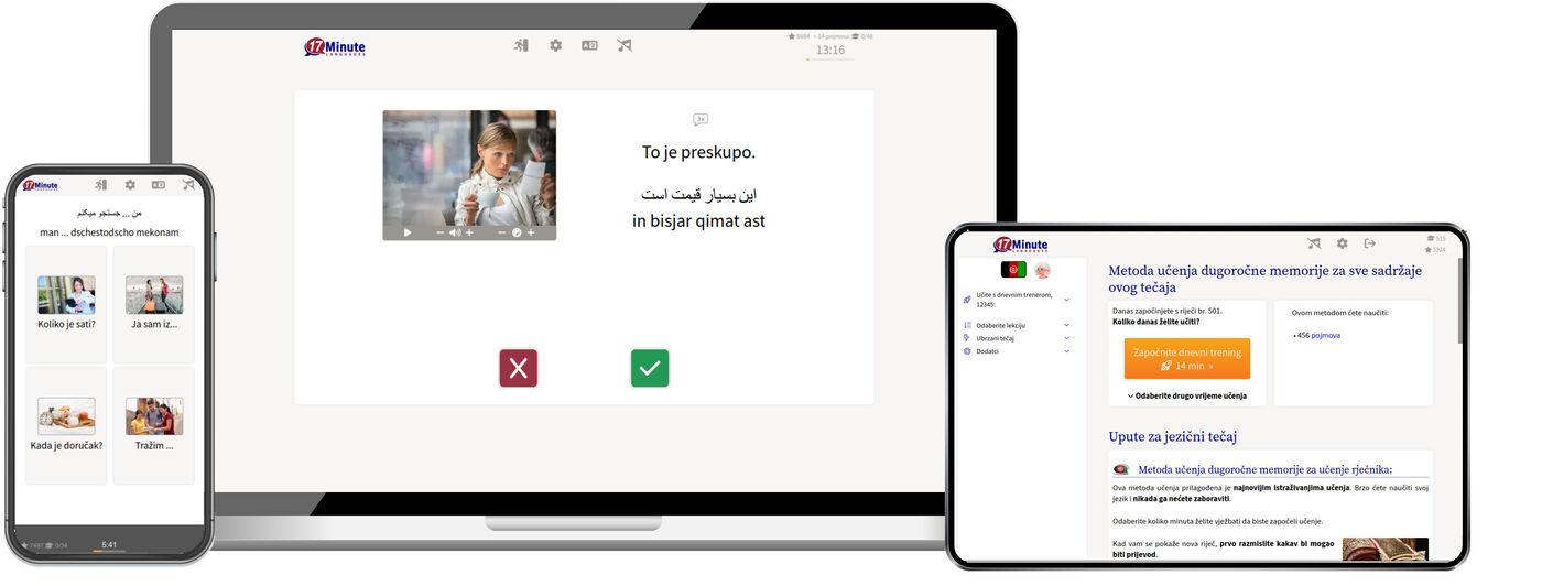 Učenje darija jezika online