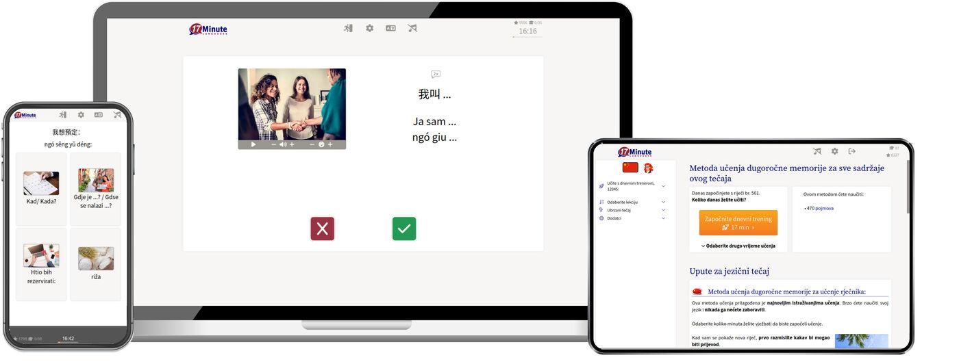 Učenje kantoneškog jezika online
