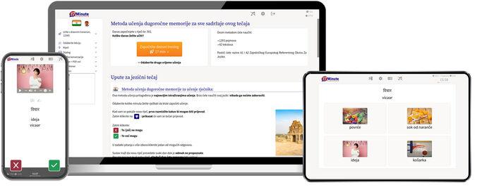 učenje indijskog