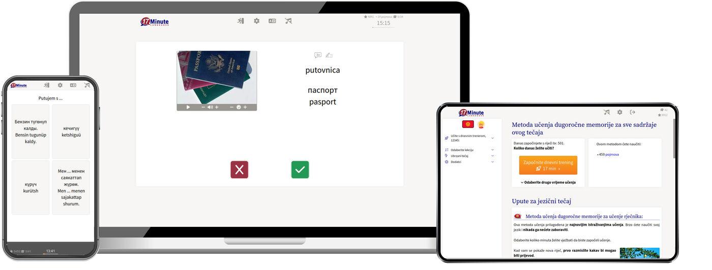 Učenje kirgiškog jezika online