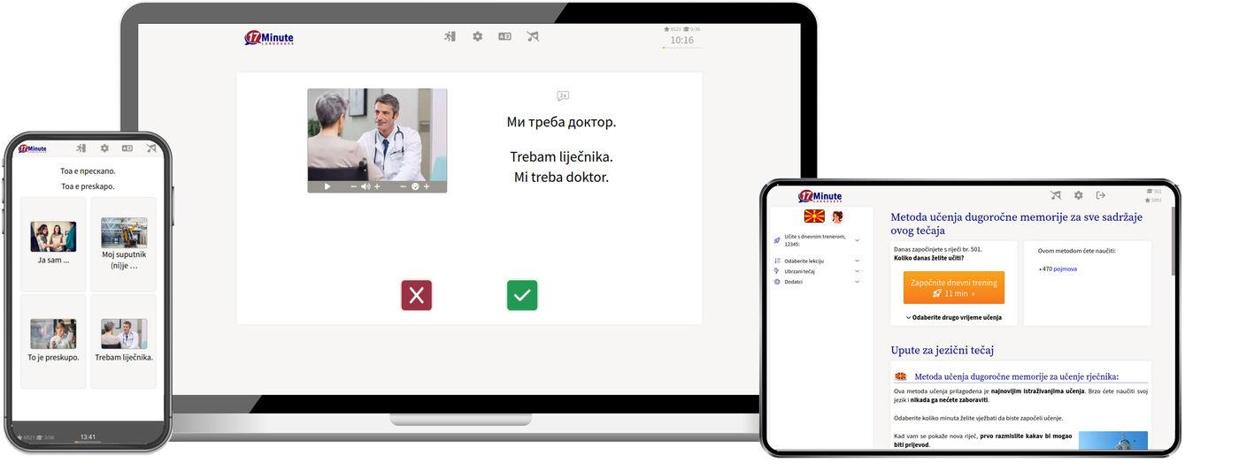 Učenje makedonskog jezika online