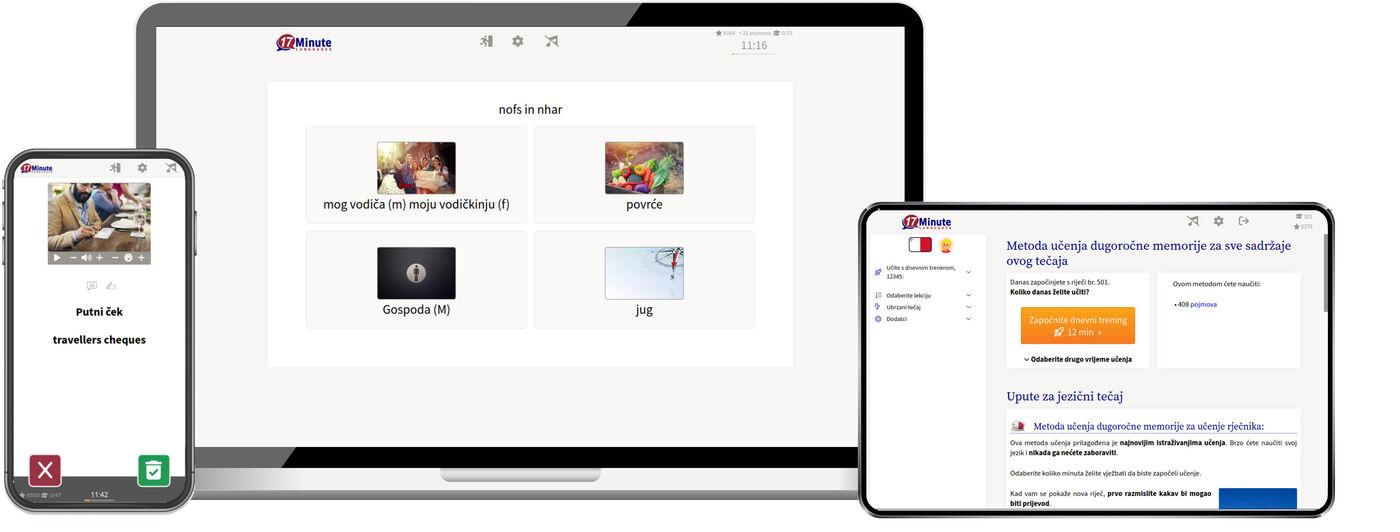 Učenje malteškog jezika online