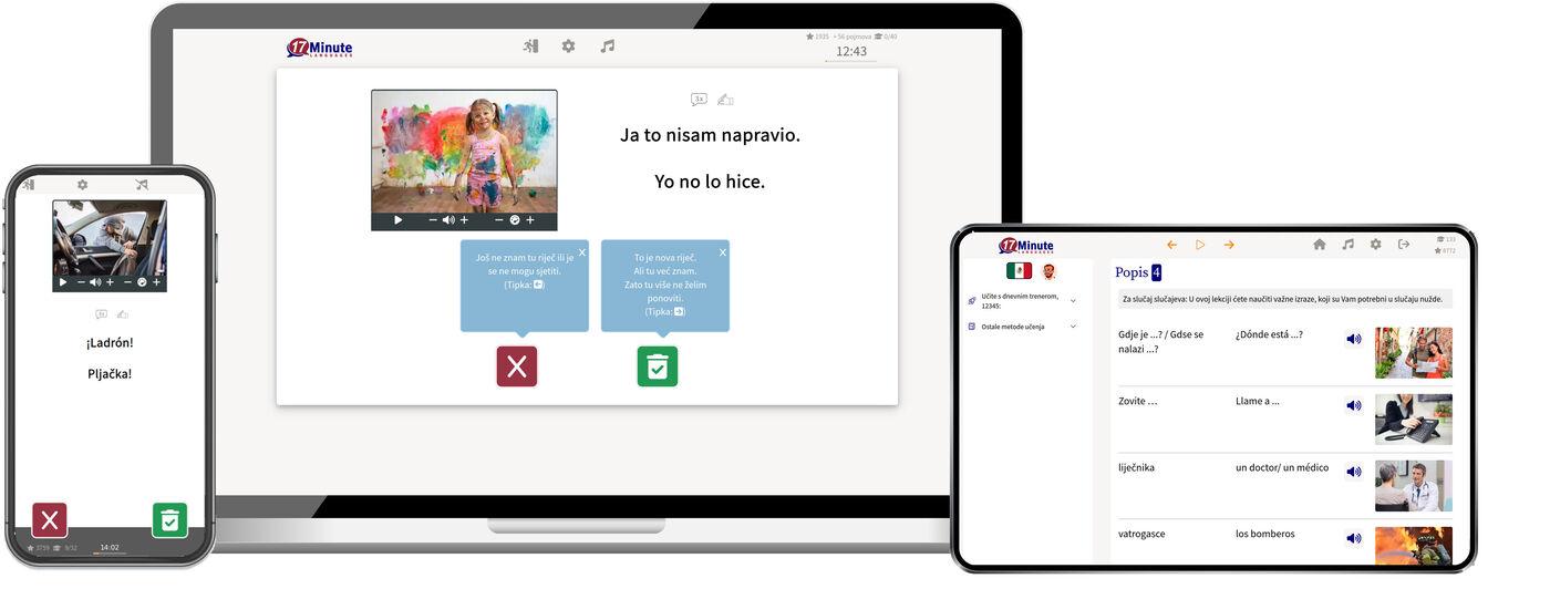 Učenje meksikanskog jezika online