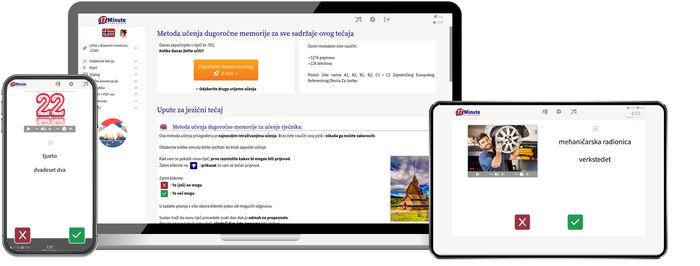 učenje norveškog