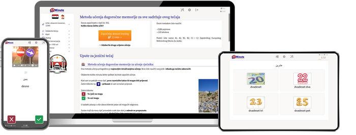 učenje sirijskog
