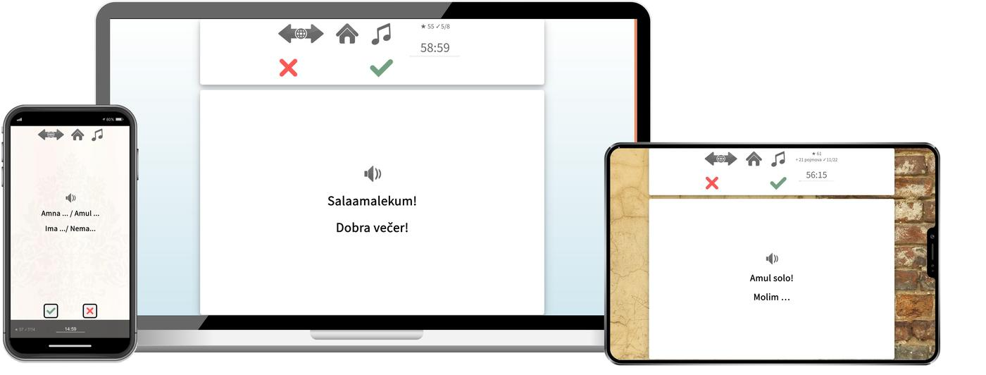 Učenje volofa jezika online