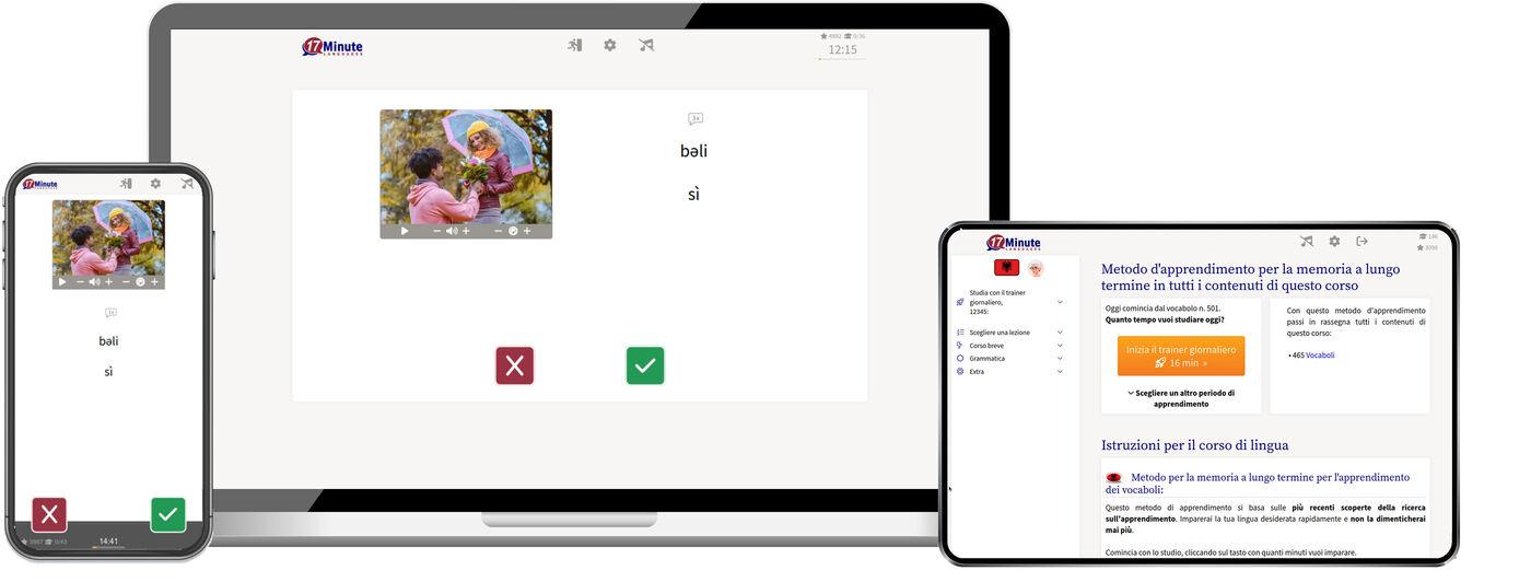 imparare l'azero online