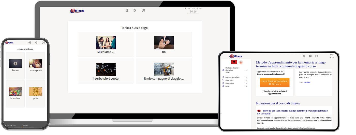 imparare il basco online