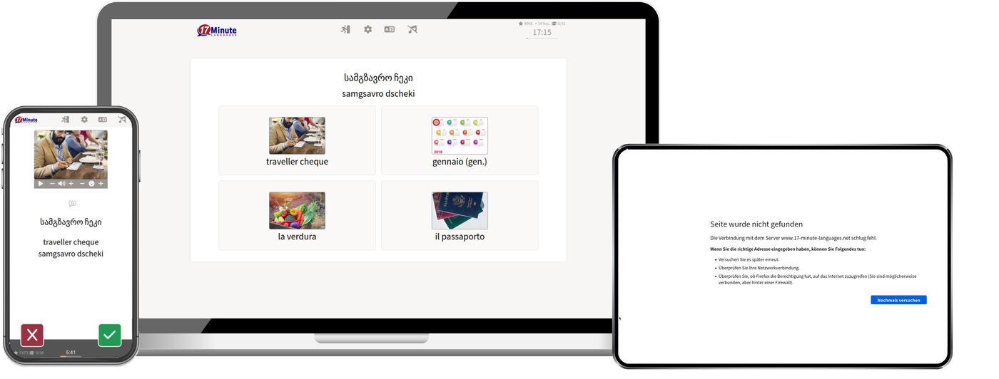 imparare il giorgiano online