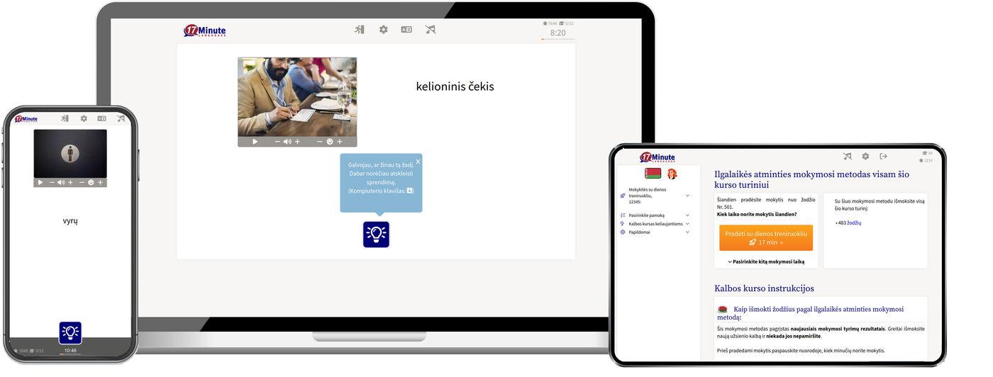 Mokytis baltarusių internetu