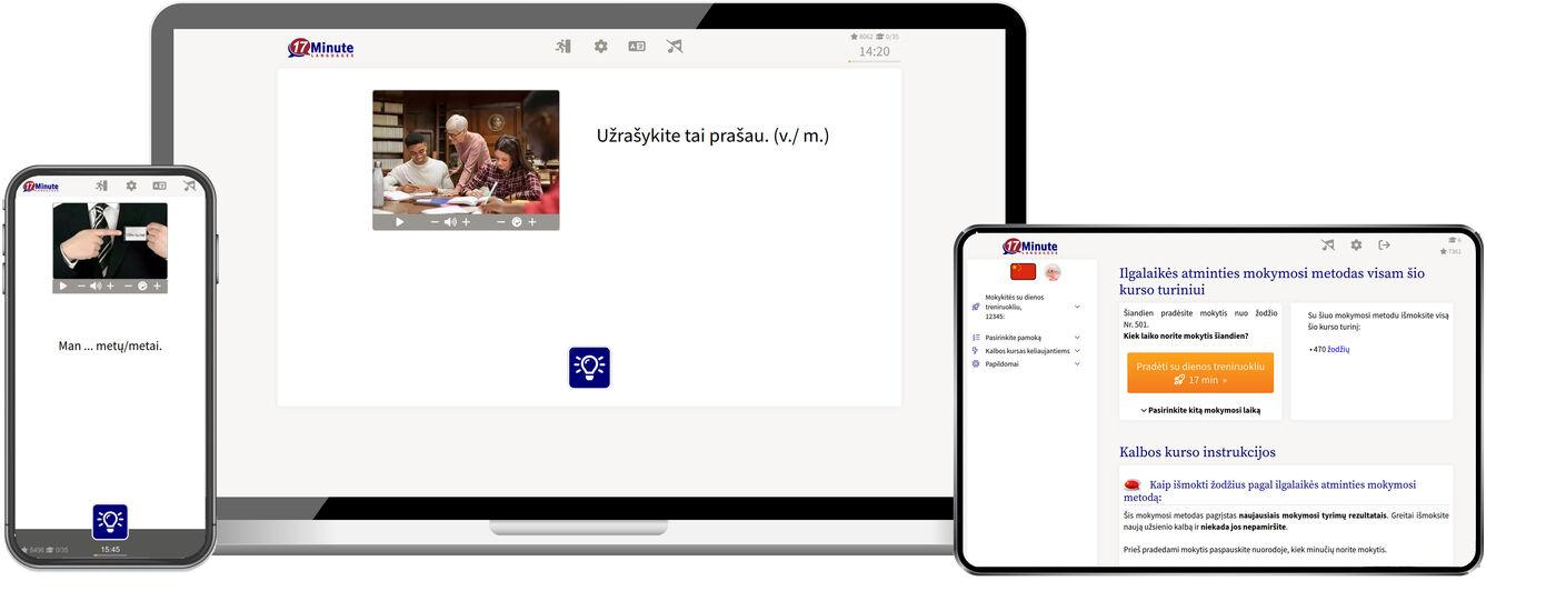 Mokytis kanto-kinų internetu