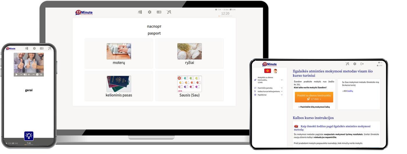 Mokytis kirgizų internetu