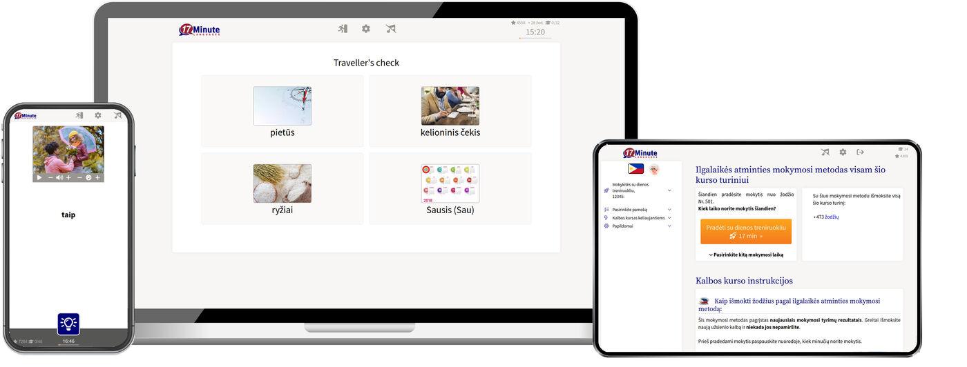 Mokytis tagalų internetu