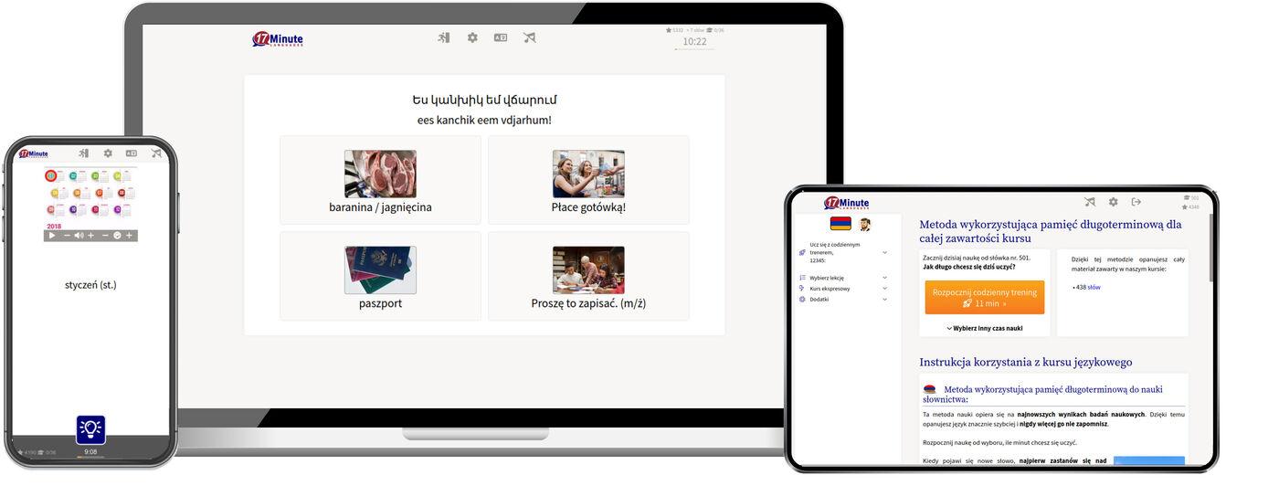 Nauka języka ormiańskiego online