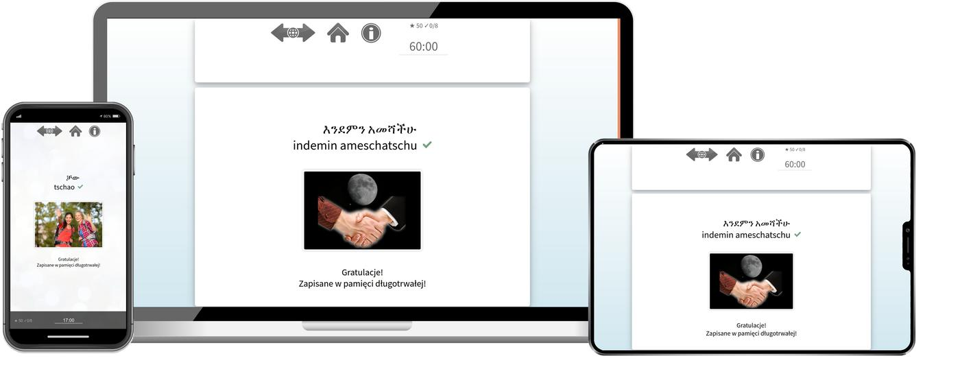 Nauka języka amharskiego online