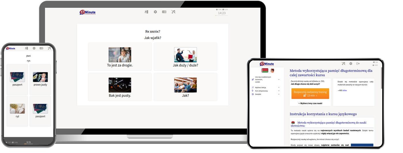 Nauka języka białoruskiego online