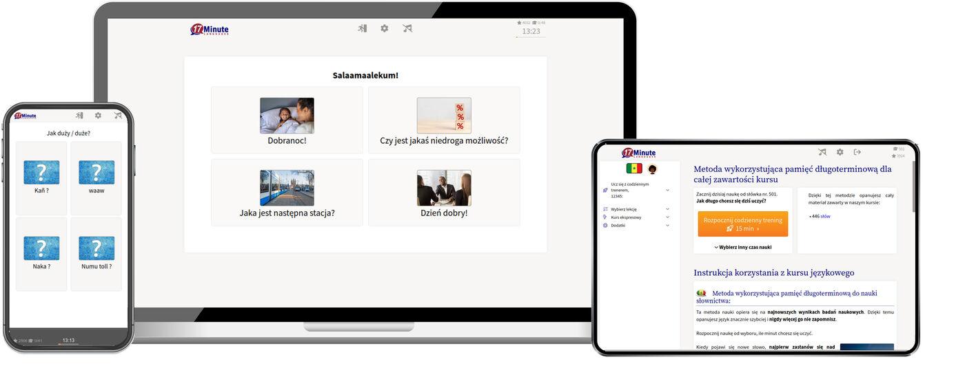 Nauka języka wolof online