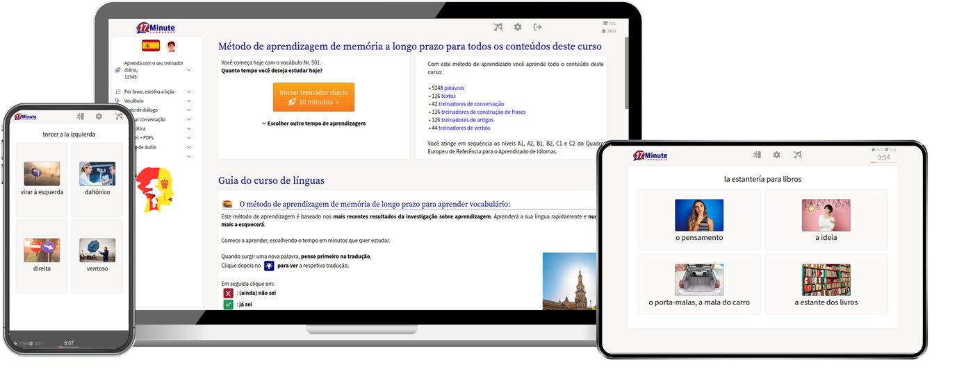 Aprender Espanhol Online Com O Método De Memória De Longo