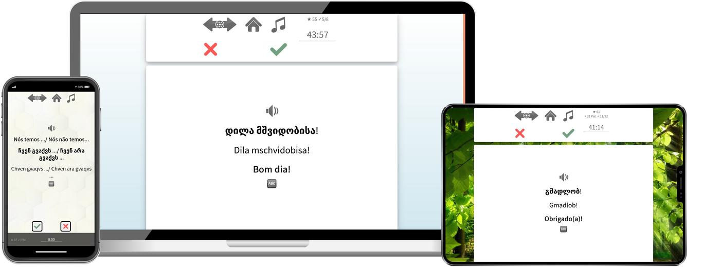 Aprender georgiano
