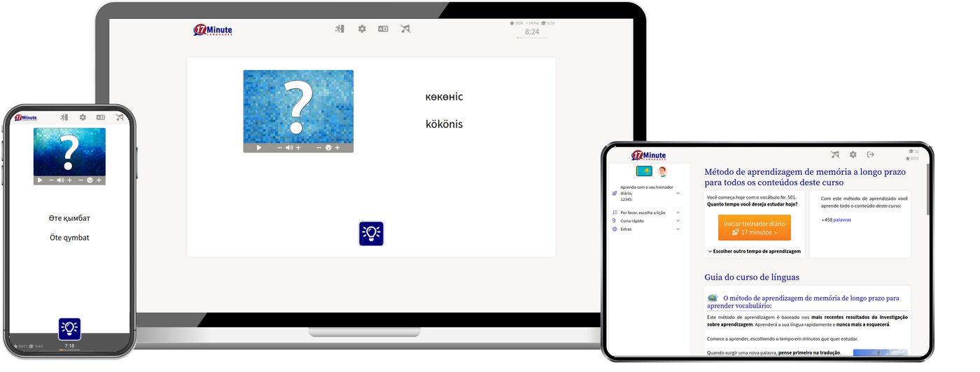 Aprender cazaque