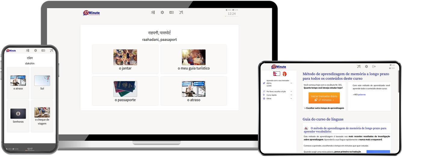Aprender nepalês