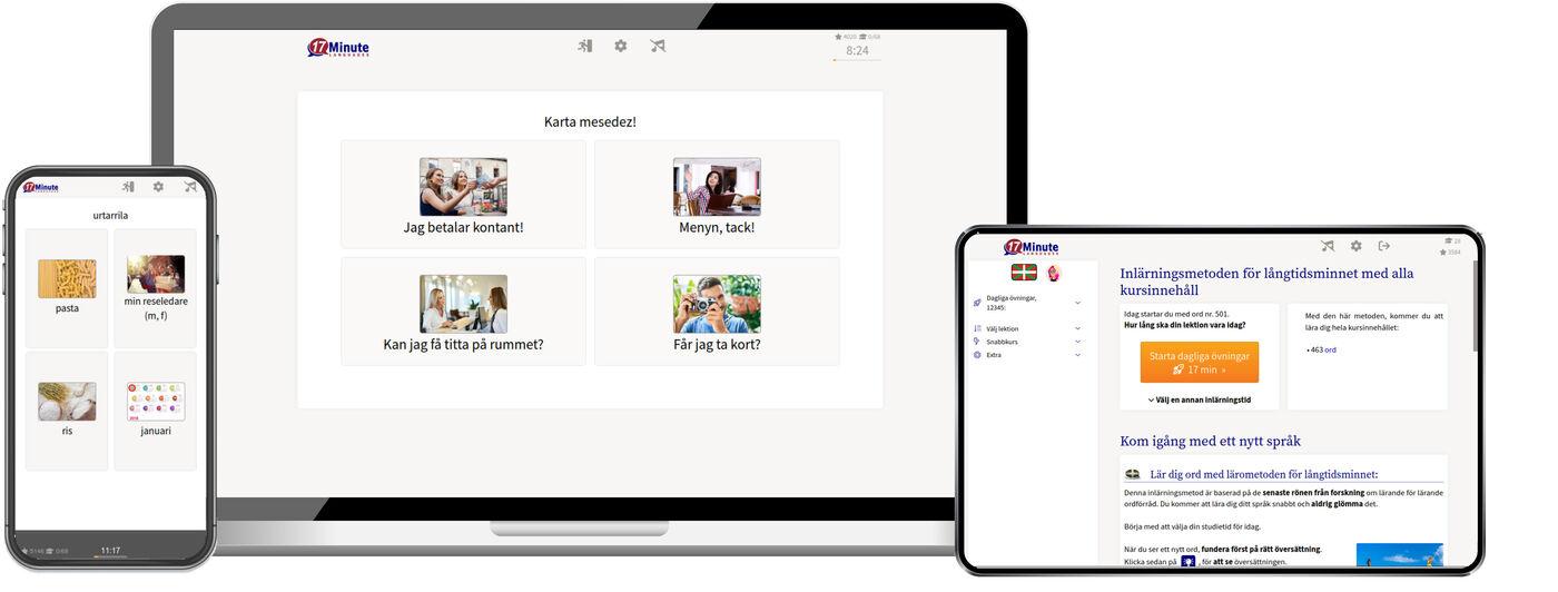 Lär dig baskiska online