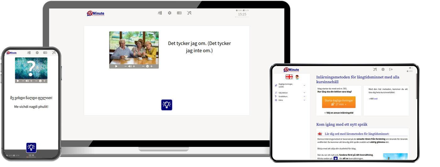 Lär dig georgiska online