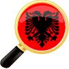 Albanska abeceda