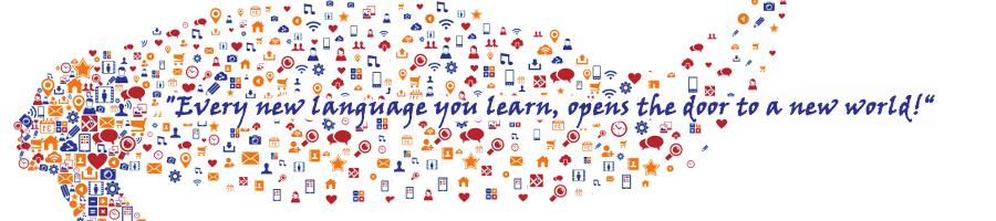 Blog untuk belajar bahasa